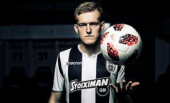 Σβιντέρσκι: «Ανυπομονώ να παίξω και να πετύχω το πρώτο μου γκολ»