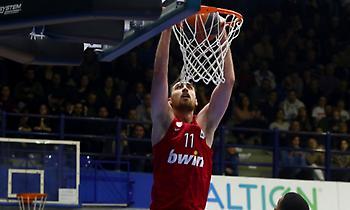 MVP της 14ης αγωνιστικής της Α1 ο Μιλουτίνοφ!