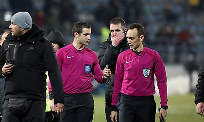 Όχι… εκπτώσεις από τους διαιτητές, η εντολή της UEFA