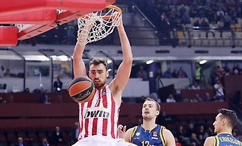 Μιλουτίνοφ για MVP στη Euroleague