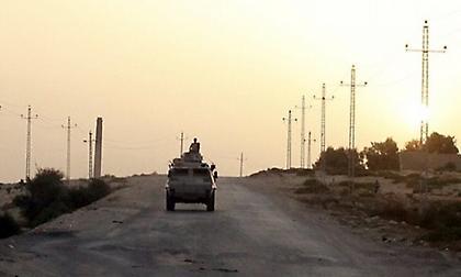 Νεκροί 59 τζιχαντιστές και επτά στρατιωτικοί σε επιχειρήσεις στην Αίγυπτο