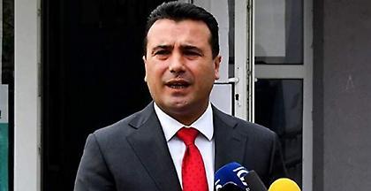 Ζάεφ: Ελπίζω να κυρωθεί η Συμφωνία των Πρεσπών από την ελληνική Βουλή