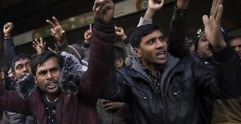 Συρία: 5.000 άνθρωποι εγκατέλειψαν τον ύστατο θύλακα του ISIS