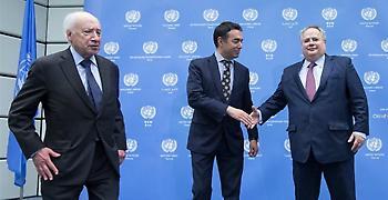 Νίμιτς: Βαθιές και επικίνδυνες συνέπειες αν απορριφθεί η Συμφωνία Πρεσπών