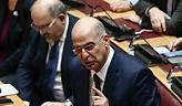 Ο ΣΥΡΙΖΑ χειροκρότησε τη ΝΔ μέσα στη Βουλή! - Ολοι εναντίον Κασιδιάρη