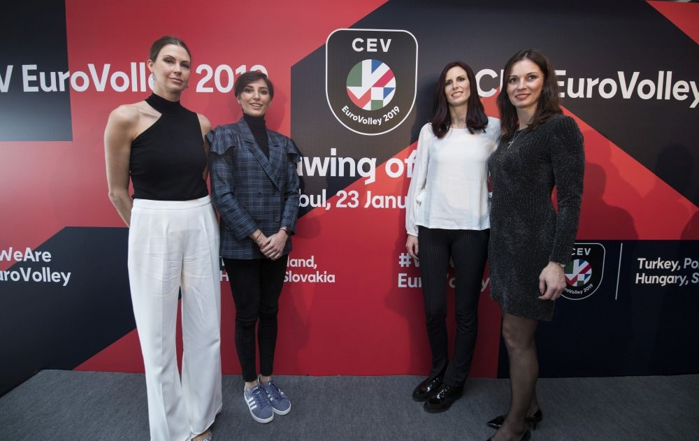 Ζόρικη κλήρωση για την Εθνική Γυναικών στο Ευρωπαϊκό Πρωτάθλημα Βόλεϊ