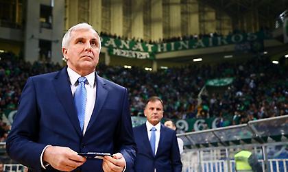 Ομπράντοβιτς: «Πάντα ιδιαίτερα τα ματς με Ολυμπιακό»