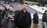 Ουζουνίδης: «Δεν κάναμε καλό παιχνίδι»