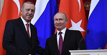 Τι συμφώνησαν Πούτιν-Ερντογάν για την Συρία