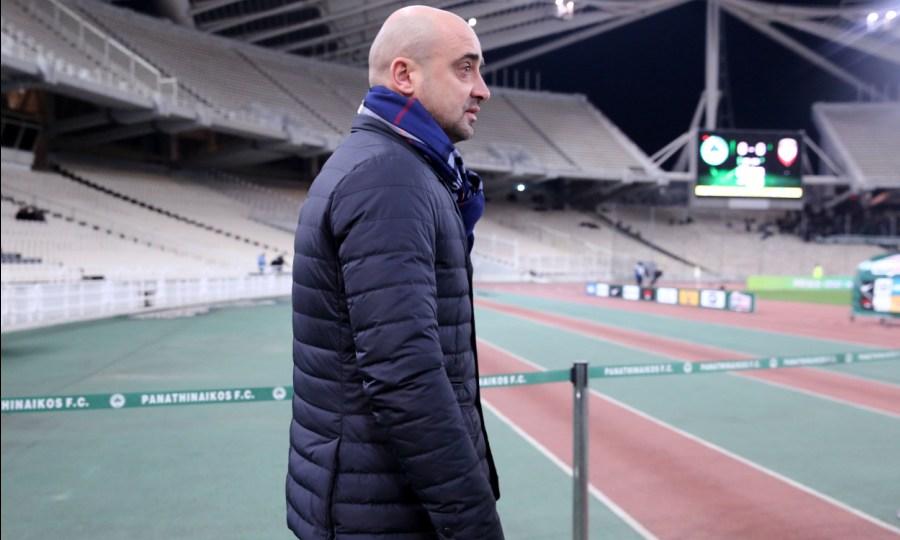 Ράσταβατς: «Δεν είχαμε 'φρεσκάδα', υπάρχει διαφορά στο ρόστερ»