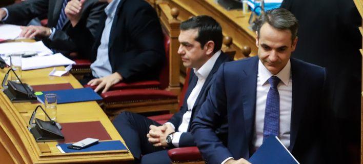 Τι θα πει ο Τσίπρας στη Βουλή πριν την ψήφιση της Συμφωνίας των Πρεσπών