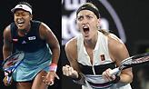 Κβίτοβα-Οσάκα το ζευγάρι του τελικού στο Australian Open