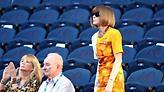 Αννα Γουίντουρ: Η πιο ισχυρή γυναίκα της μόδας θαυμάζει τον Τσιτσιπά