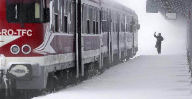Τουρκικές εταιρείες ανέλαβαν σιδηροδρομικό έργο 600 εκ. ευρώ στην Ρουμανία
