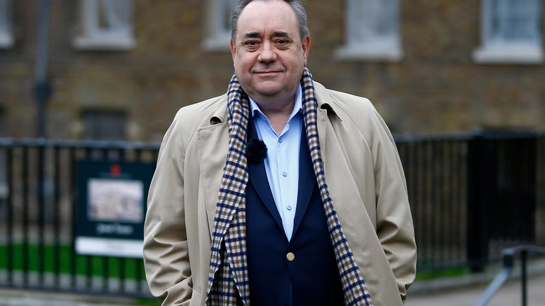 Συνελήφθη ο πρώην πρωθυπουργός της Σκωτίας, Αλεξ Σάλμοντ
