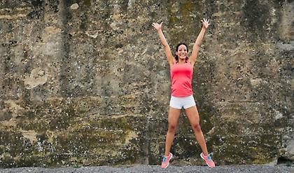 15 λεπτά τρεξίματος την ημέρα, την κακή διάθεση κάνουν πέρα!
