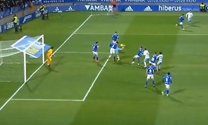 Το γκολ της χρονιάς στη Β' Ισπανίας (video)