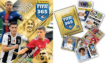 Οι συλλογές Fifa 365 από την Panini για το 2019 είναι εδώ! (pics)