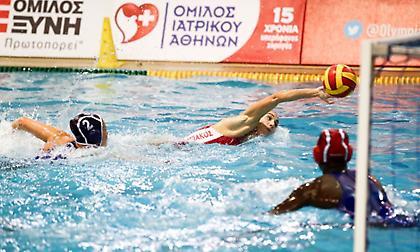 Κύπελλο πόλο: Στον τελικό συναντώνται Ολυμπιακός και Βουλιαγμένη