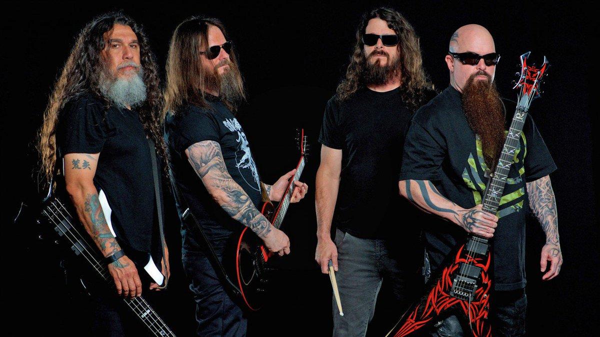Στη Λεωφόρο η τελευταία συναυλία των Slayer στην Ελλάδα για το Athens Rocks