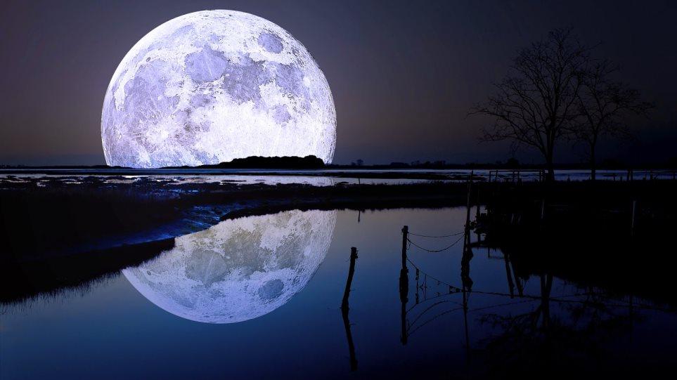 Πιο κρύες οι νύχτες στη «σκοτεινή» πλευρά του φεγγαριού: Θερμοκρασίες έως -190 βαθμούς Κελσίου