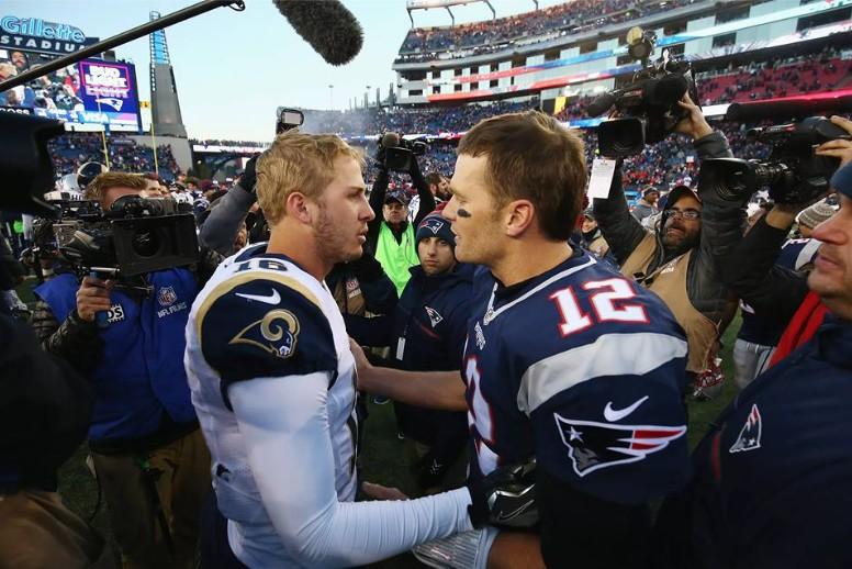 NFL: Το Super Bowl του 2002 σήμανε την αρχή μίας δυναστείας