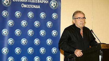 Τζανόπουλος: «Στις πρόσφατες εκλογές της ΕΠΣ δέχτηκα ένα λυσσαλέο πόλεμο»