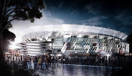 «Πράσινο φως» για το νέο γήπεδο της Ρόμα