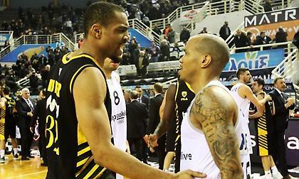 Τα σενάρια που βγάζουν ΑΕΚ – ΠΑΟΚ στους «16» του Basketball Champions League