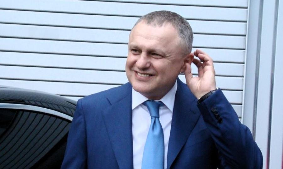 Πρόεδρος Ντιναμό Κιέβου: «Ο Ολυμπιακός έχει πολύ καλή φυσική κατάσταση»