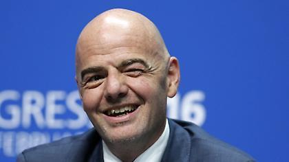 Παίζει μόνος του για την προεδρία της FIFA ο Ινφαντίνο