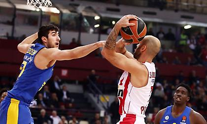 Ζέρβας: «Πρέπει να βγάλει αντίδραση ο Ολυμπιακός για να φτιάξει τη μοίρα του»