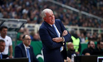 Ομπράντοβιτς: «Ο Παναθηναϊκός παίζει διαφορετικό μπάσκετ με τον Πιτίνο»