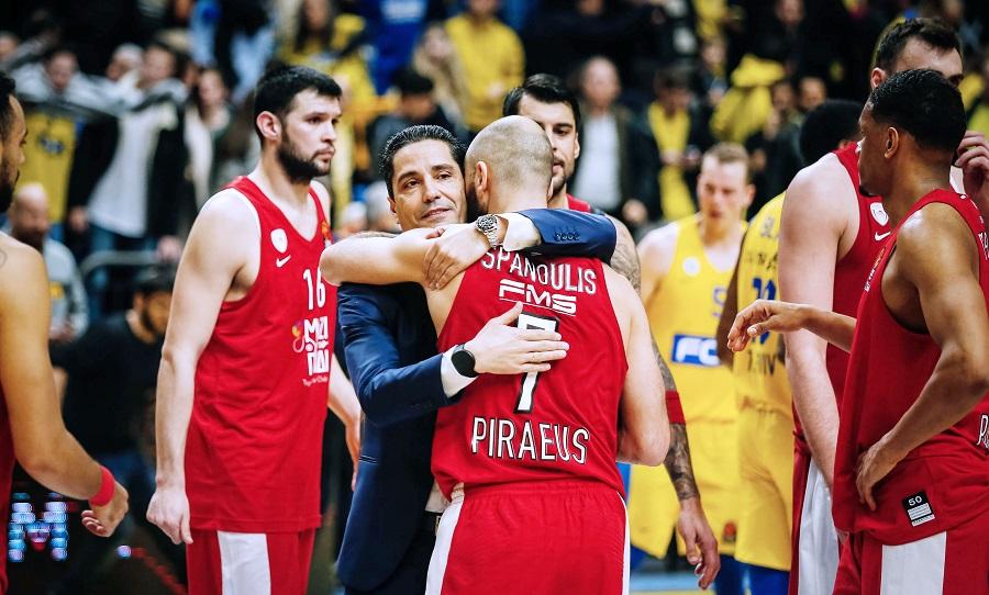 Αυτό το μπάσκετ το παίζει καλύτερα ο Σφαιρόπουλος από τον Ολυμπιακό του Μπλατ