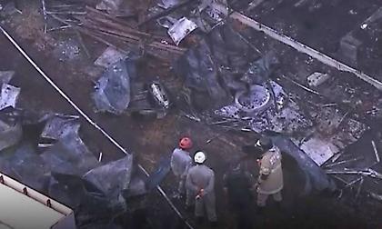 Τραγωδία: Δέκα νεκροί από πυρκαγιά στο προπονητικό κέντρο της Φλαμένγκο (pics, video)