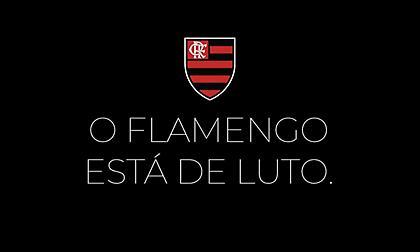 Το μήνυμα της Φλαμένγκο για την τραγωδία (pic)