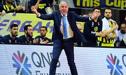 Ομπράντοβιτς: «Κάναμε ένα καλό παιχνίδι»