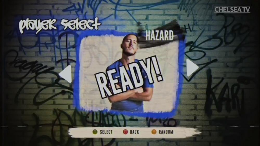 Προετοιμασία με... fifa street στην Τσέλσι ενόψει ντέρμπι! (vid)