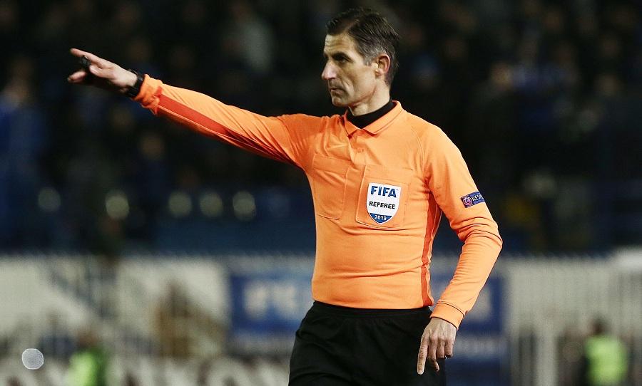 Στο Europa League ο Σιδηρόπουλος