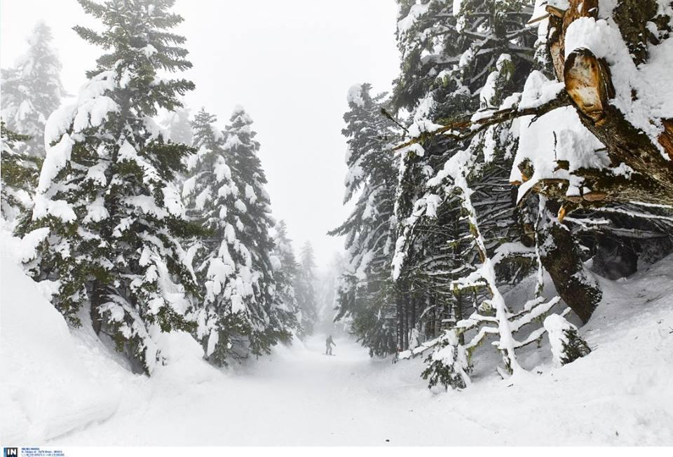 Πρόγνωση καιρού: Έρχεται πολικό ψύχος διαρκείας – Που θα χιονίσει