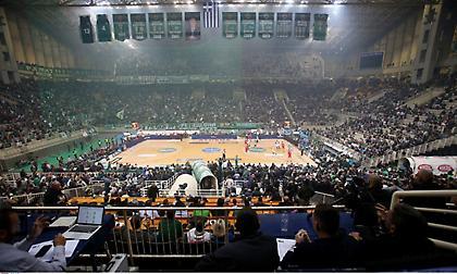 Ολοταχώς για sold out το Παναθηναϊκός-Ολυμπιακός
