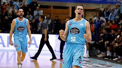 O Γκέρουν MVP της αγωνιστικής στην ACB