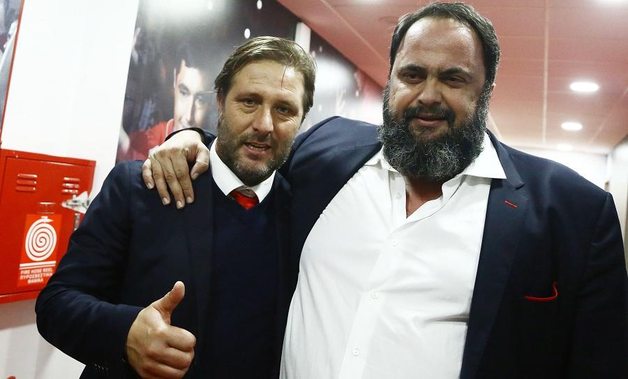 Σταματέλος: «Πιστεύει την ομάδα ο Μαρινάκης»