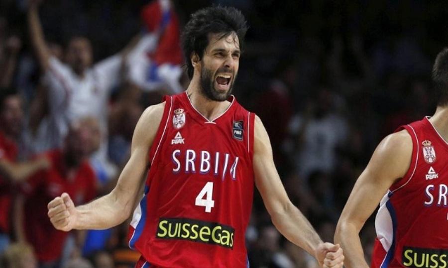 Με «Έλληνες» η αποστολή της Σερβίας στα «παράθυρα»