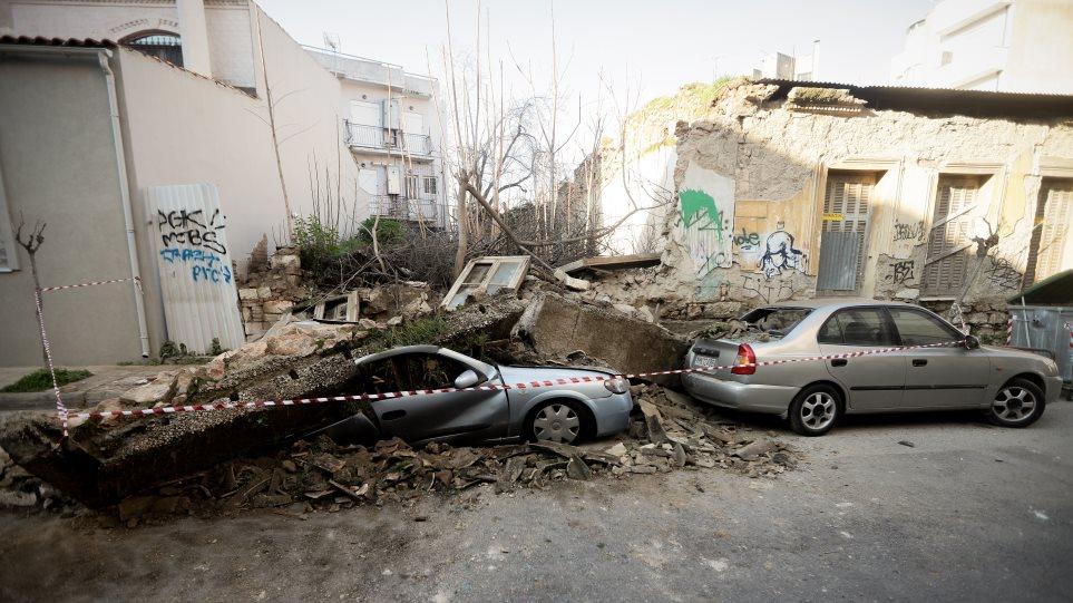 Πάνω από 1.400 τα εγκαταλελειμμένα κτήρια στην Αθήνα