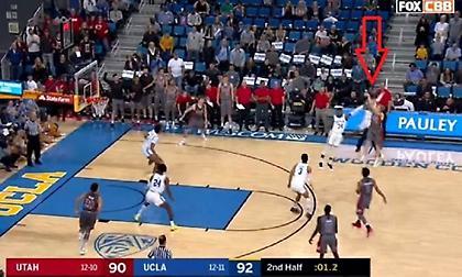 Μυθική ανατροπή στο NCAA: Η Γιούτα πέτυχε 18 πόντους σε 1.57?!