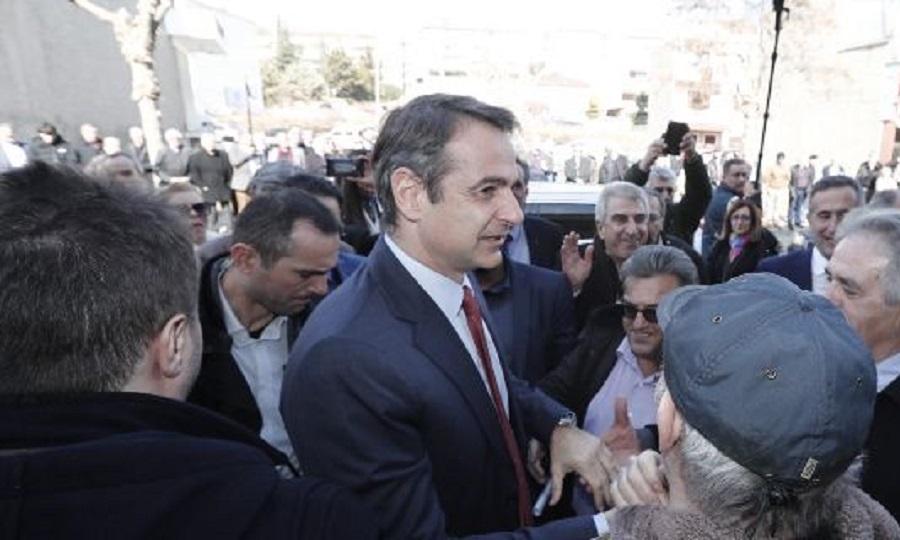«Κανείς δεν θα μας υποχρεώσει να λέμε Μακεδόνες τους γείτονές μας», λένε στη ΝΔ