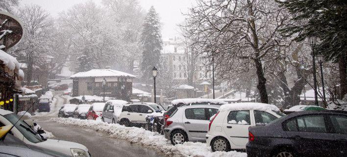 Ερχεται η κακοκαιρία «Χιόνη»: Τι πρέπει να κάνετε για να προστατευτείτε