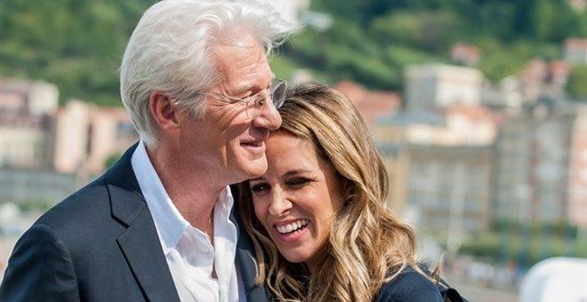 Ξανά πατέρας σε ηλικία 69 ετών ο Ρίτσαρντ Γκιρ