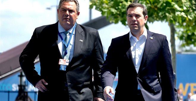 «Σωσίβιο» ΣΥΡΙΖΑ στον Καμμένο για να μην αρθεί η βουλευτική του ασυλία